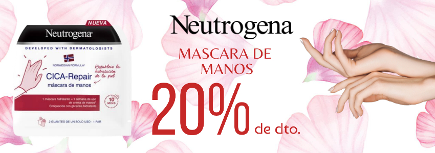 20% de Dto. en Neutrogena