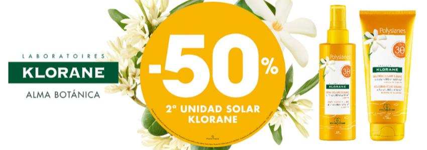 Solares Klorane