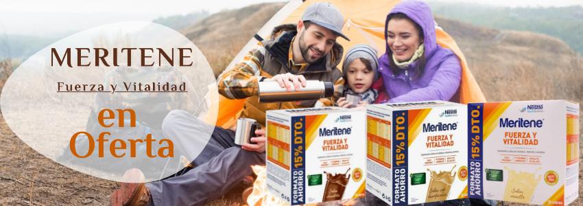 Promoción Meritene