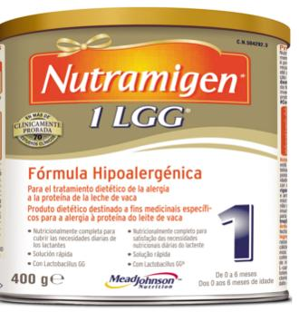 NUTRAMIGEN 1 LGG 400 G 1 BOTE NEUTRO