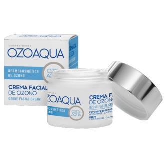 OZOAQUA crema facial de ozono 50ml.