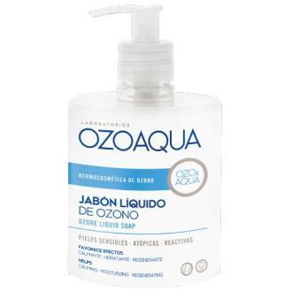 OZOAQUA jabon liquido de ozono 500ml.