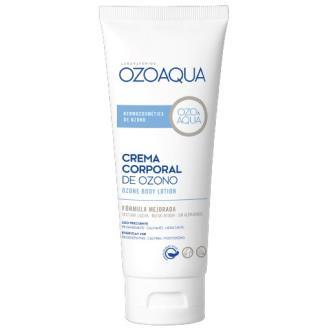 OZOAQUA crema corporal de ozono 200ml.