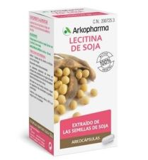 LECITINA DE SOJA ARKOCAPS 400 MG 84 CAPS