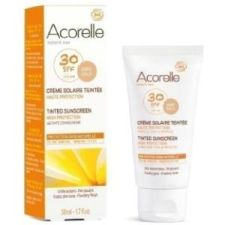 CREMA FACIAL color dore SPF30 50ml.