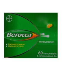 BEROCCA PERFORMANCE 60 COMP