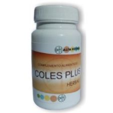 COLES PLUS HERBAL 60cap.