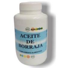 ACEITE DE BORRAJA 200perlas