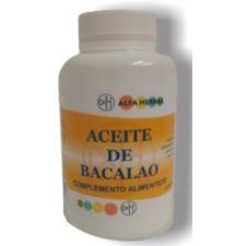 ACEITE DE BACALAO 200perlas