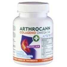 ARTHROCANN colageno omega 3-6 60comp.