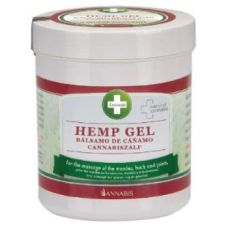 HEMP GEL 300ml.
