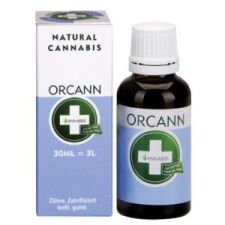 ORCANN enjuague bucal 30ml.