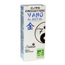 ELIXIR No 07 YANG DEL METAL (tomillo) 50ml