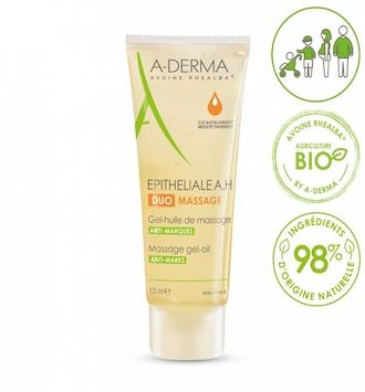 A-DERMA EPITHELIALE AH DUO GEL ACEITE DE MASAJE 100 ML