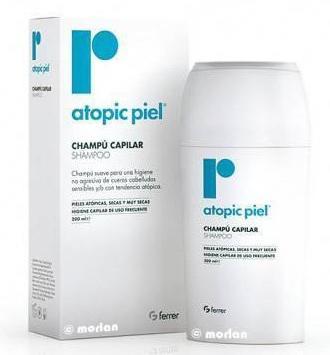 ATOPIC PIEL CHAMPÚ CAPILAR 200 ML