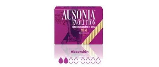 ABSORB INC ORINA  LIGERA AUSONIA EVOLUTION MINI