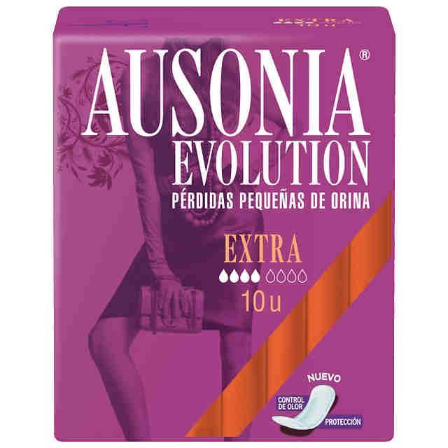 ABSORB INC ORINA MUY LIGERA AUSONIA EVOLUTION EX