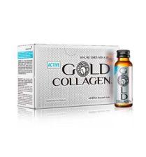 ACTIVE GOLD COLLAGEN 50 ML 10 FRASCOS MONODOSIS