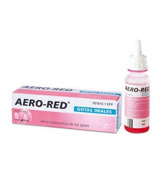 AERO RED 100 MG/ML GOTAS ORALES SOLUCION 25 ML