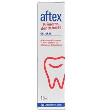 AFTEX PRIMERAS DENTICIONES 15 ML
