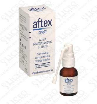 AFTEX SPRAY 30 ML APLICADOR BUCAL