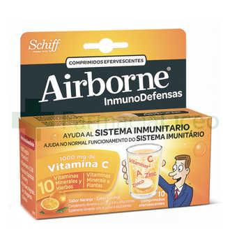 AIRBORNE (INMUNODEFENSAS) COMP EFERVESCENTES NAR