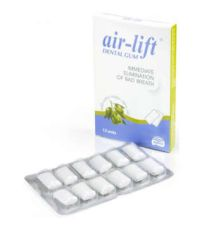 AIRLIFT BUEN ALIENTO CHICLE DENTAL 10 U