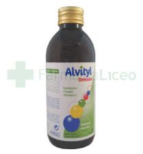 ALBINTIL DEFENSAS JARABE 240 ML