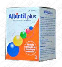 ALBINTIL PLUS 40 COMP