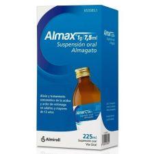 ALMAX 1 G/7.5 ML SUSPENSION ORAL 225 ML