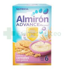 ALMIRON CEREALES CON GALLETAS ADVANCE 500 G