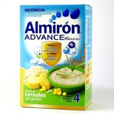 ALMIRON CEREALES SIN GLUTEN ADVANCE 500 G
