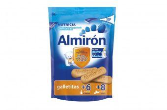 ALMIRON GALLETITAS ADVANCE NUEVO PACK 6 CEREALES
