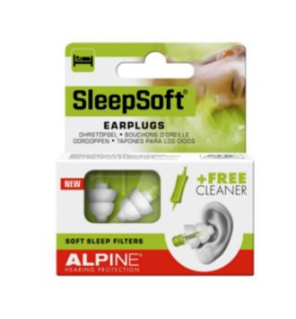 ALPINE FILTROS AUDITIVOS SLEEPSOFT