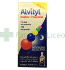 ALVINTYL NOCHES TRANQUILAS 150 ML
