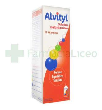 ALVITYL JARABE 150 ML