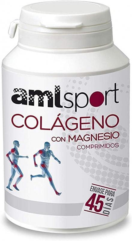 COLAGENO CON MAGNESIO 270 COMP AMLSPORT