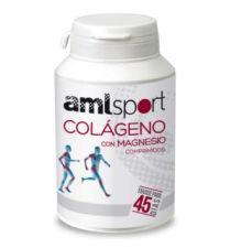 AMLSPORT COLAGENO CON MAGNESIO 270 COMP