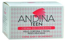 ANDINA TEEN CREMA DECOLORANTE + POLVO 30 ML + 10 GR
