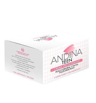 ANDINA TEEN CREMA DECOLORANTE + POLVO 30 ML + 10 GR
