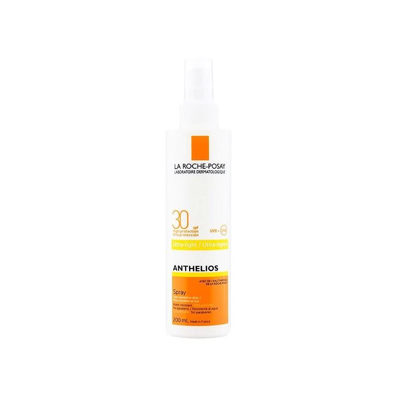 ANTHELIOS SPF 30+ ALTA PROTECCION SPRAY 200 ML LA ROCHE POSAY