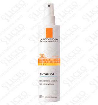 ANTHELIOS SPF 30+ ALTA PROTECCION SPRAY 200 ML LA ROCHE POSAY