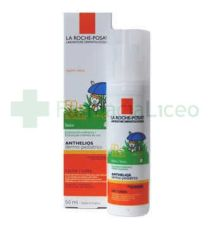 ANTHELIOS SPF-50+ DERMOPED BEBE LECHE 50 ML