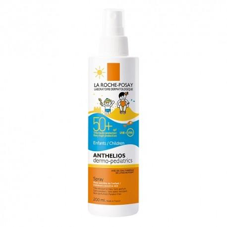 ANTHELIOS SPF- 50+ DERMOPEDIATRICS SPRAY LA ROCHE POSAY 200 ML