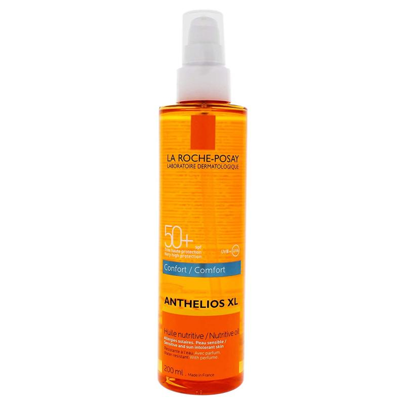 ANTHELIOS ACEITE INVISIBLE 50+ 200 ML LA ROCHE POSAY
