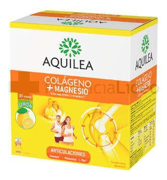 AQUILEA COLAGENO + MAGNESIO ARTICULACIONES 30 SOBRES