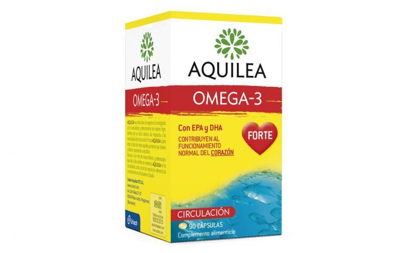 AQUILEA OMEGA-3 90 CÁPSULAS