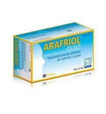 ARAFRIOL 500/4/10 MG 10 SOBRES POLVO SOLUCION ORAL