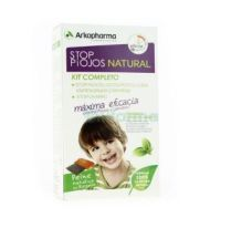 ARKO STOP PIOJOS NATURAL PACK