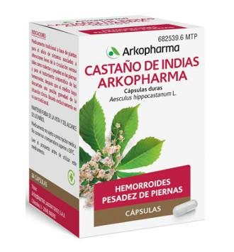 ARKOCAPSULAS CASTAO IND 84 CA